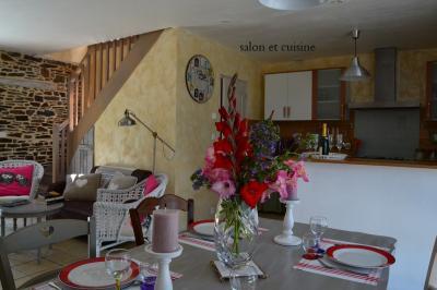 Location Vacation rental 90732 Saint Malo