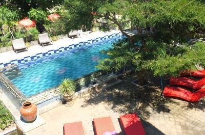 Swimming pool Location Villa 98316 Nusa Dua