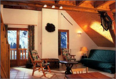 Lounge Location Apartment 3327 Vaujany