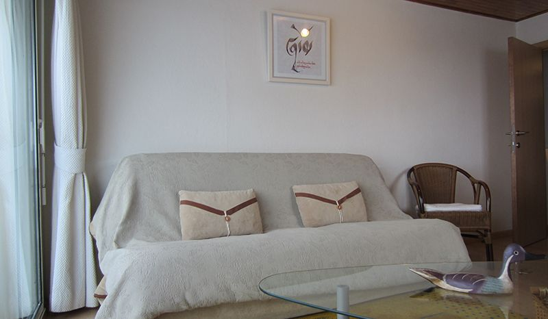 Living room Location Apartment 64 Alpe d'Huez