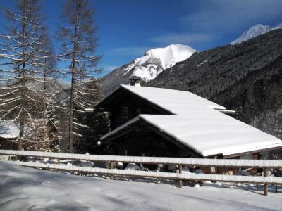 View of the property from outside Location Chalet 956 Les Contamines Montjoie
