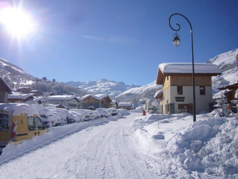 Surroundings Location Chalet 100576 Les Menuires