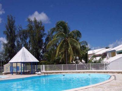 Swimming pool Location Apartment 102059 Saint Francois