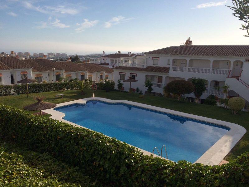 Swimming pool Location Apartment 105471 Torrox