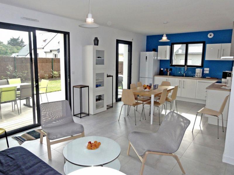 Living room Location House 106018 Saint Pierre Quiberon