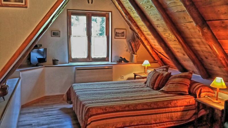 bedroom 1 Location Vacation rental 106964 Aulus les Bains