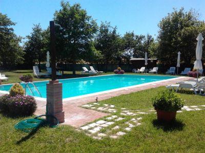 Swimming pool Location Apartment 108079 Castiglione del Lago
