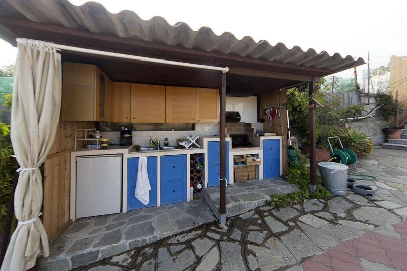 Summer kitchen Location Apartment 108359 Sanremo