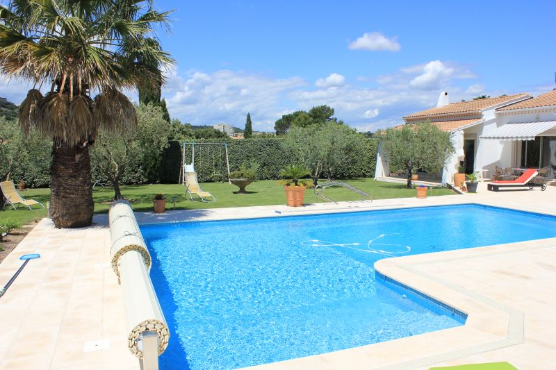 Swimming pool Location Villa 109138 Avignon
