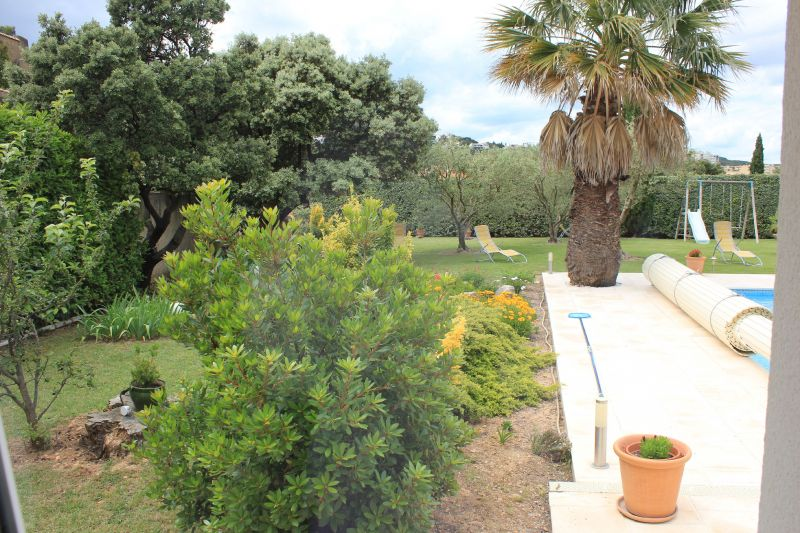 Garden Location Villa 109138 Avignon