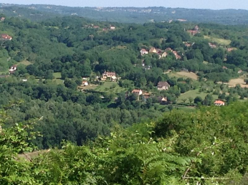View from the property Location House 110852 Sarlat