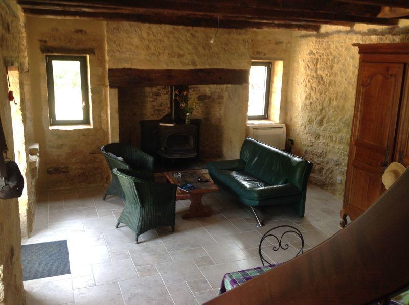 Living room Location House 110852 Sarlat