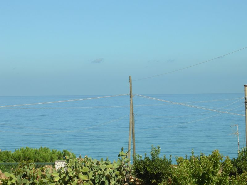 View from the property Location Villa 113429 Balestrate
