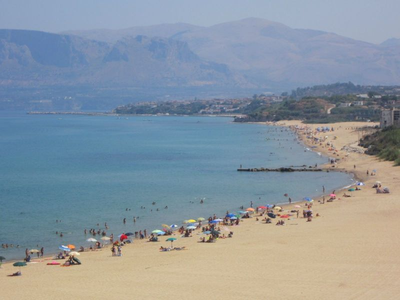 Beach Location Villa 113429 Balestrate