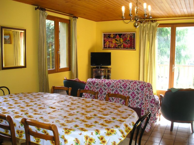 Dining room Location Chalet 117742 Cauterets