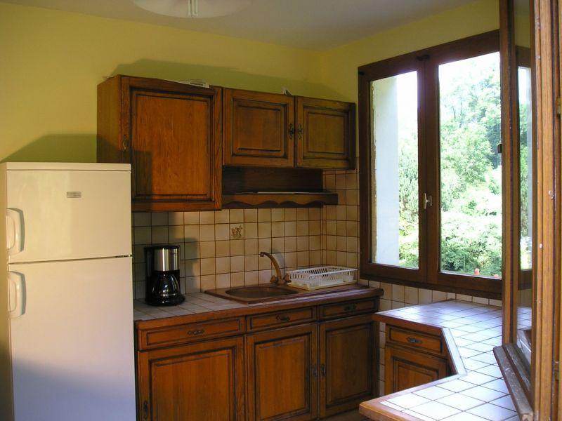 Separate kitchen Location Chalet 117742 Cauterets