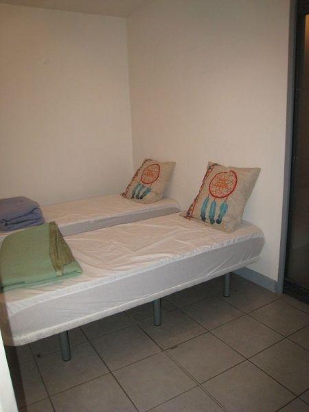 Open sleeping nook Location Apartment 118158 Embrun