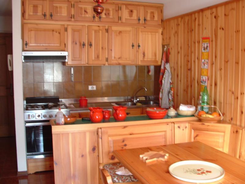 Kitchenette Location Apartment 67023 Auronzo di Cadore