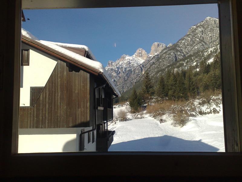 View from the property Location Apartment 67023 Auronzo di Cadore