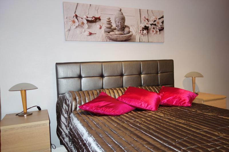 bedroom 2 Location Apartment 68456 Ax Les Thermes