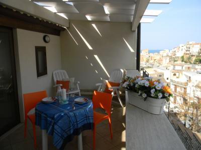 Porch 1 Location Apartment 70426 Castellammare del Golfo