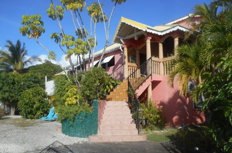 Hall Location Vacation rental 71841 Sainte Anne (Guadeloupe)