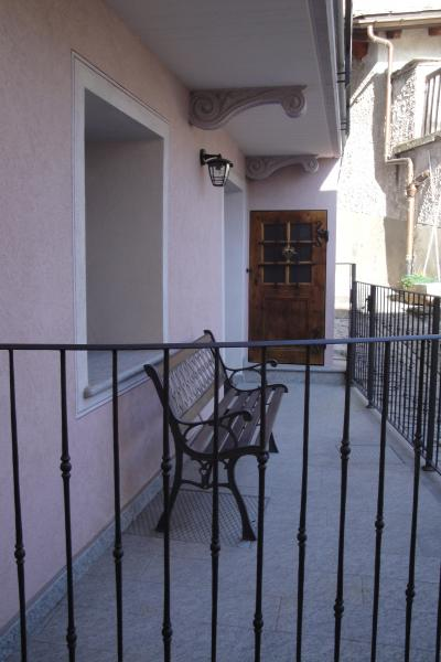 View of the property from outside Location Apartment 73820 Aosta