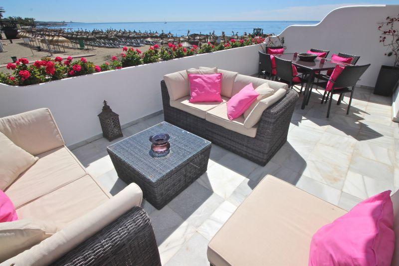 Terrace 1 Location Apartment 75680 Marbella