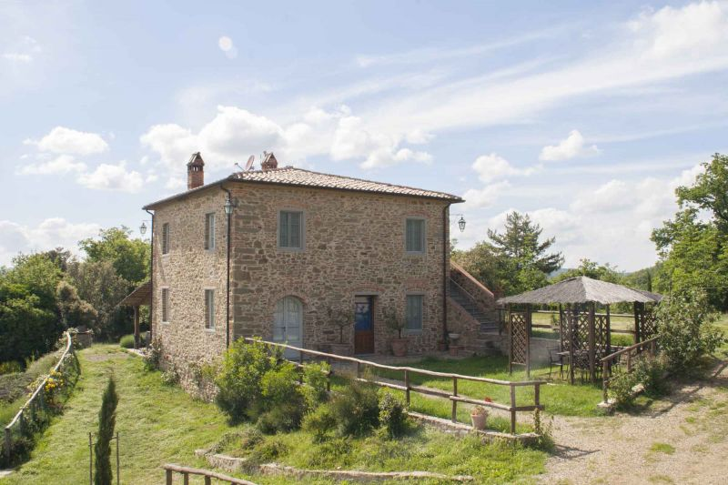 View of the property from outside Location Villa 75874 Siena