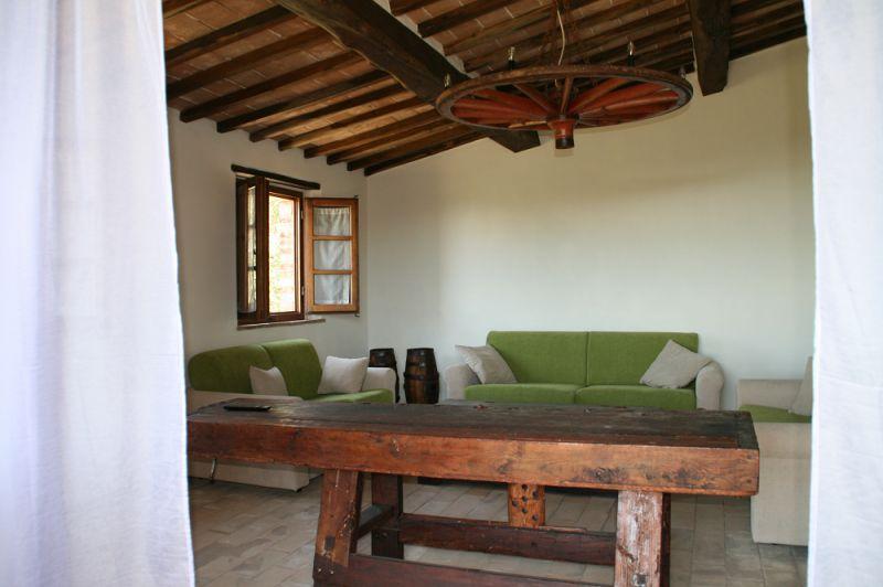 Living room Location Villa 75874 Siena