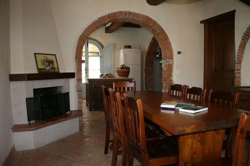 Dining room Location Villa 75874 Siena