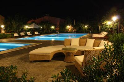 Swimming pool Location Villa 76789 Cefalù