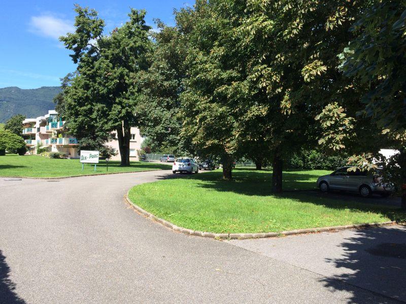 Garden Location Apartment 80483 Aix Les Bains