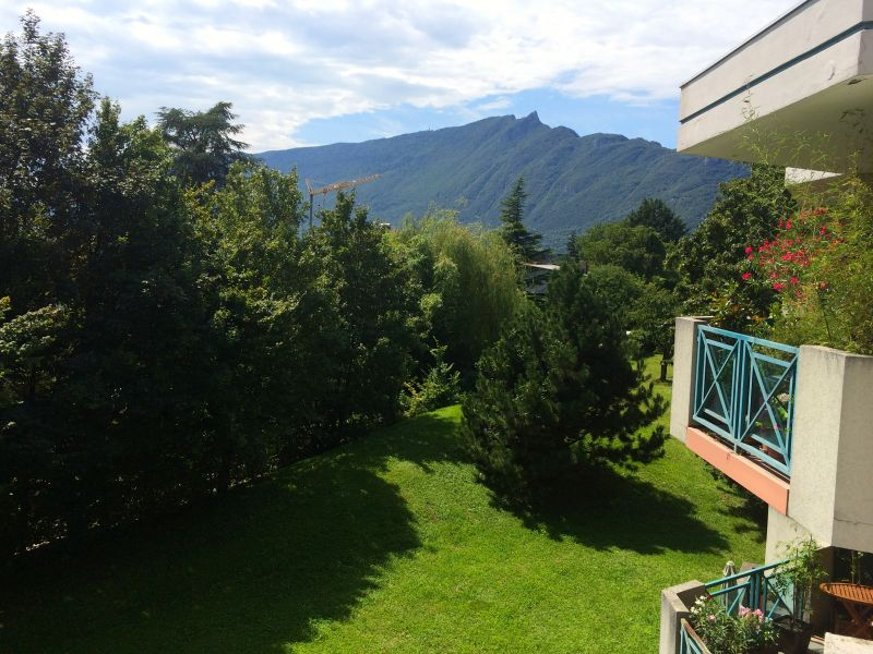 View from the terrace Location Apartment 80483 Aix Les Bains