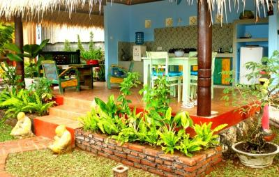 Summer kitchen Location Villa 80641 Nusa Dua