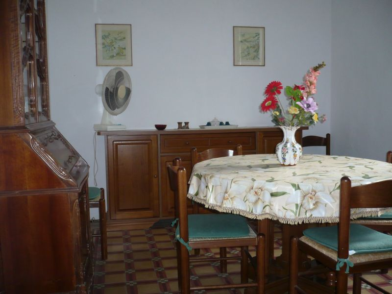 Dining room 2 Location Villa 80762 Gavorrano