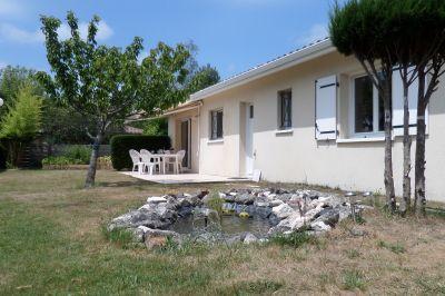 Garden Location Villa 81594 Ares