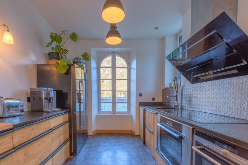 Separate kitchen Location Villa 81833 Saint Lary Soulan