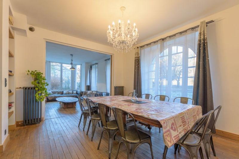 Dining room Location Villa 81833 Saint Lary Soulan