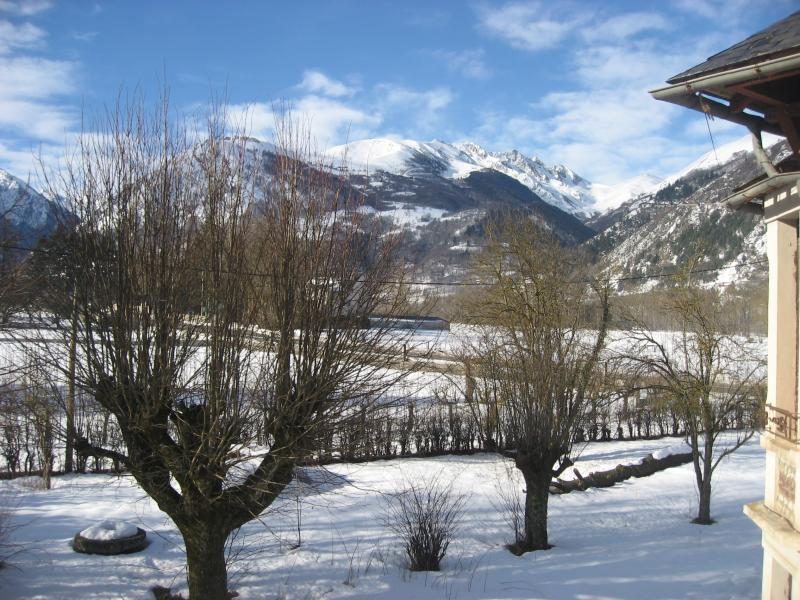 View from the balcony Location Villa 81833 Saint Lary Soulan