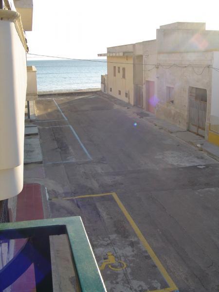 View from the balcony Location Apartment 82928 Porto Cesareo