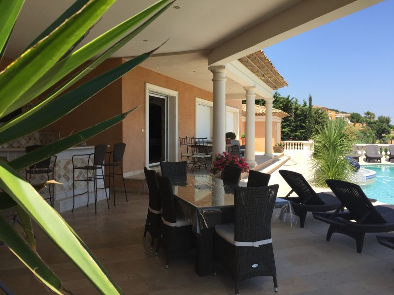 Terrace Location Villa 85005 Sainte Maxime