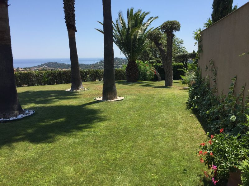Garden Location Villa 85005 Sainte Maxime