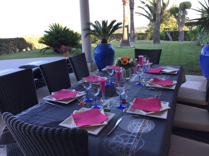 Summer kitchen Location Villa 85005 Sainte Maxime