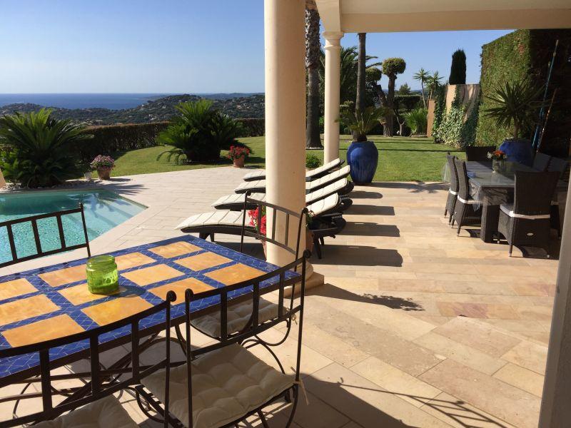 Terrace Location Villa 85005 Sainte Maxime