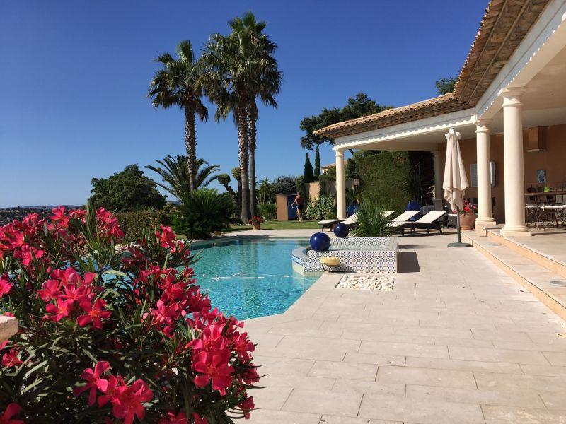 Swimming pool Location Villa 85005 Sainte Maxime