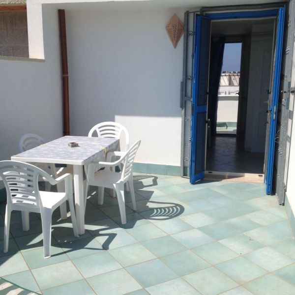 Terrace 1 Location Apartment 88910 Ugento - Torre San Giovanni
