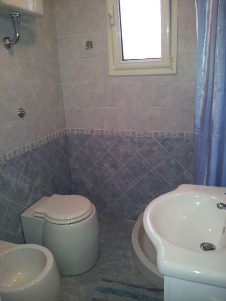 bathroom 2 Location Apartment 88910 Ugento - Torre San Giovanni