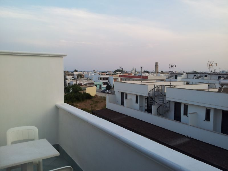 Terrace 2 Location Apartment 88910 Ugento - Torre San Giovanni