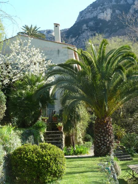 View of the property from outside Location House 90504 Grasse